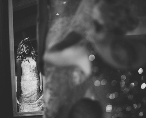 bride - mount gulian wedding