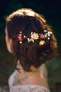 bridal hair by Heaven on Wheels Spa