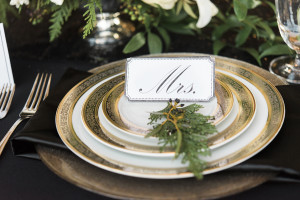 winter place setting - roundhouse beacon ny