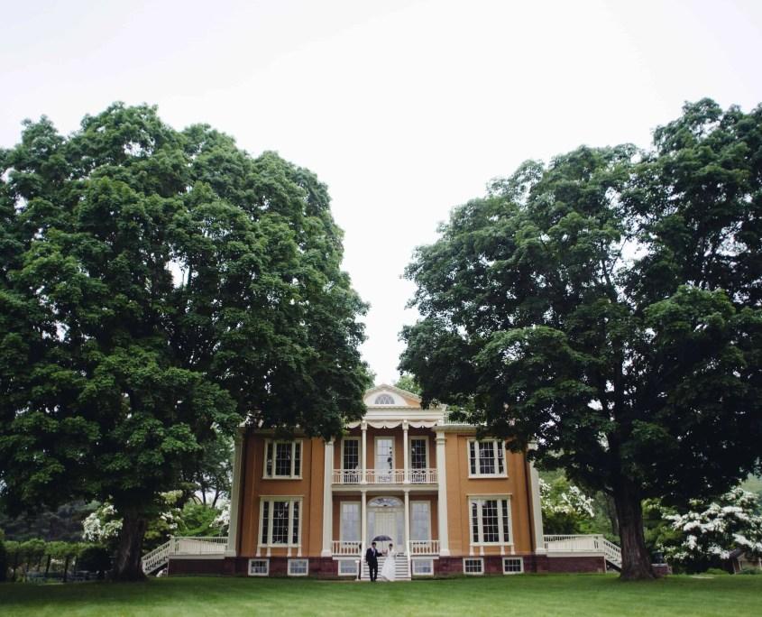 boscobel - estate wedding venues