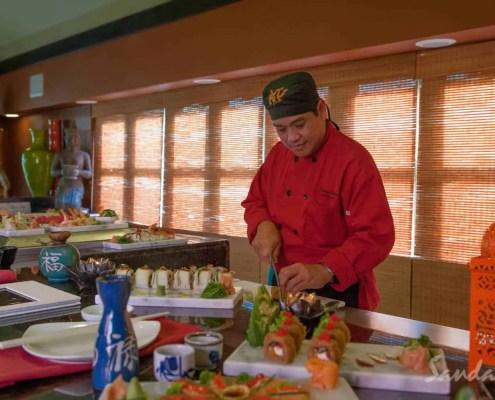 antigua sushi restaurant