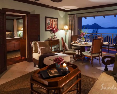 sandals honeymoons st lucia