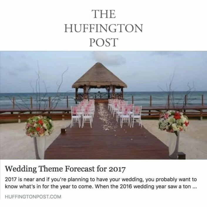 Huffington post feature