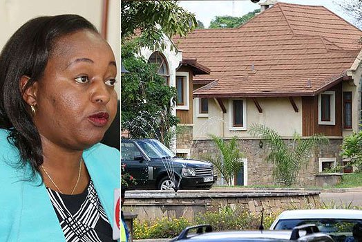 Anne Waiguru Mansion