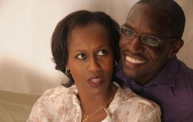 Maryanne Kirubi husband