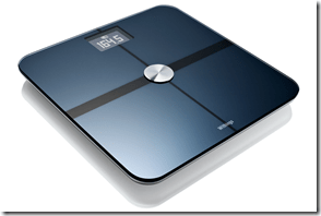 Withings Wifi-enabled bathroom scales