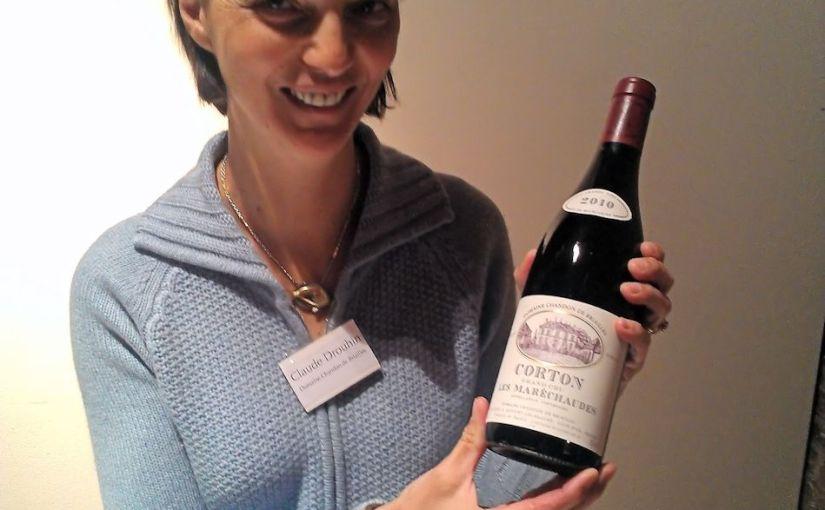 2010 Burgundy tasting with Haynes, Hanson and Clark