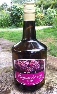 Redwood Boysenberry Nip