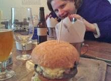 Ben's Canteen BC Burger