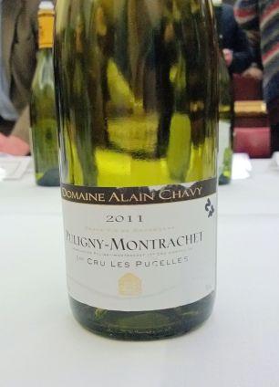 Domaine Alain Chavy Puligny-Montrachet 1er Cru Les Pucelles
