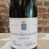 Olivier Leflaive Domaine Batard-Montrachet Grand Cru