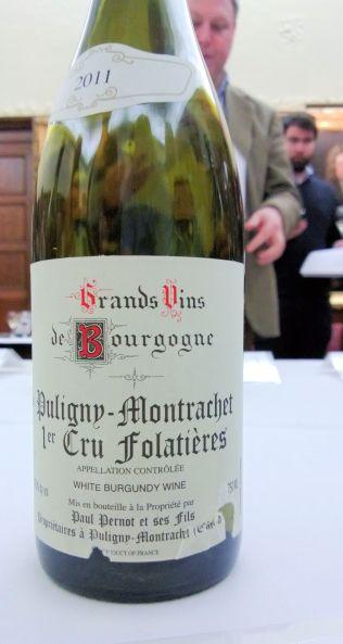 Domaine Paul Pernot Puligny-Montrachet 1er Cru Folatieres