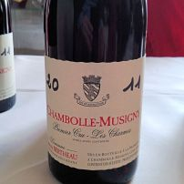 Bertheau Chambolle-Musigny Premier Cru Charmes