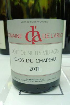 L'Arlot Cotes-de-Nuits-Villages Clos du Chapeau