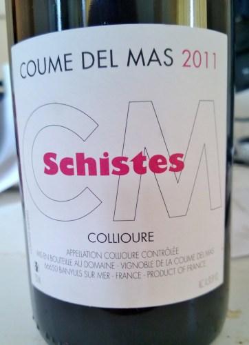 Coume del Mas Schistes 2011