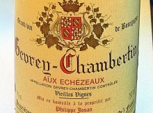 Gevrey-Chambertin 'Aux Echezeaux' 2011, Henri Jouan