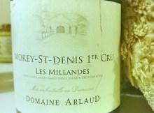 Domaine Arlaud Morey-St-Denis 1er Cru Millandes 2006