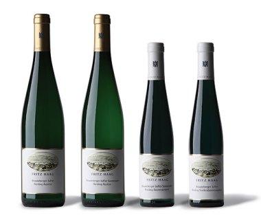 Fritz Haag bottles