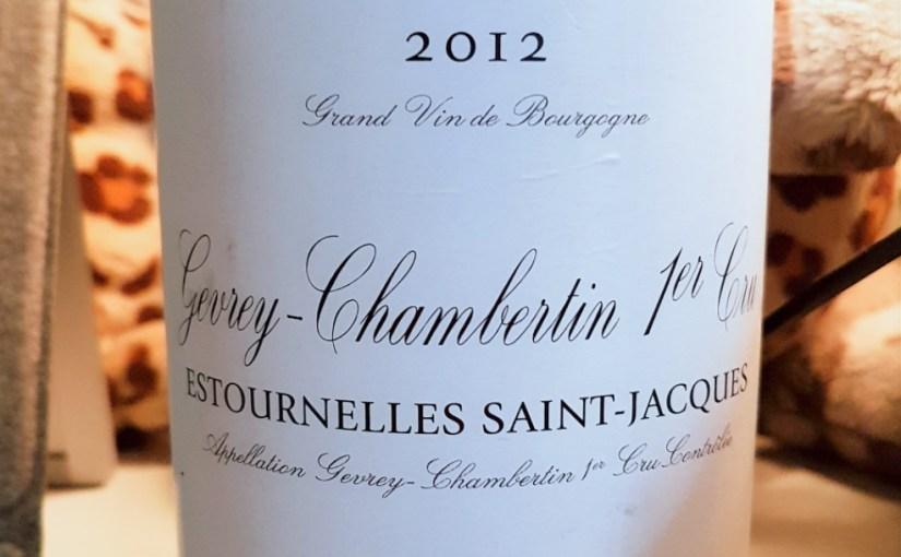 Basically brilliant Burgundy