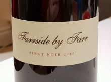 Farrside by Farr Pinot Noir 2015