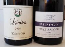 Contrasting Pinots