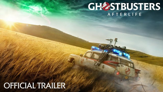 TRAILER • Ghostbusters: Afterlife
