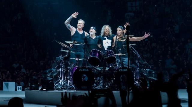 Metallica pracuje v karanténe na novom albume