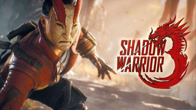 Shadow Warrior 3 vyjde budúci rok, pozrite si prvý trailer