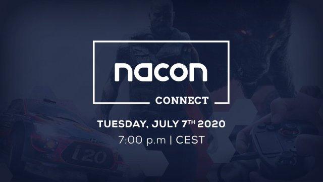 ZÁZNAM • Nacon Connect