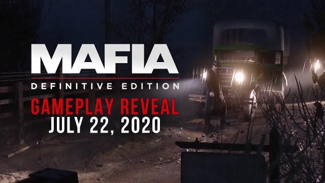 VIDEO • Ukážka gameplayu Mafia: Definitive Edition
