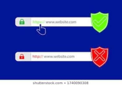 l'avantage de https sur http pour la sécurité du site Web