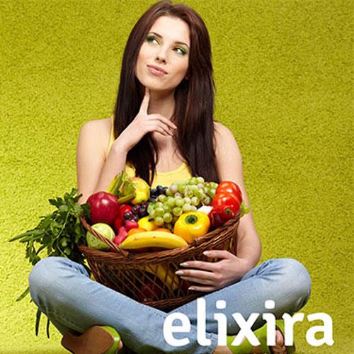 Find vegansk / plantebaseret madvarer, drikkevarer, snacks og andre lækkerier. Find alt det hos Elixira.