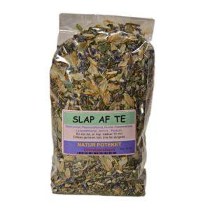Slap Af te urtete hjælper din krop med at finde den ro der skal til, for at få optimal søvn