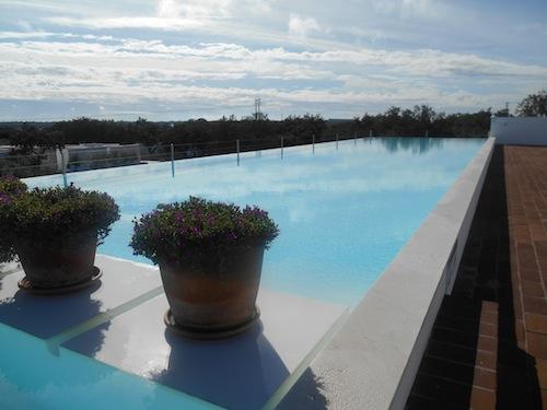 cork roof pool1