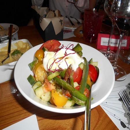 Ergon salad
