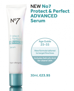 No& Protect & Perfect Advanced Serum 25-35