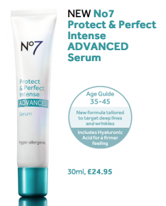 No& Protect & Perfect Intense Advanced Serum 35-45