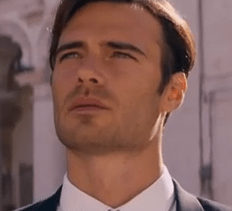 Walking on Sunshine actor Giulio Berruti