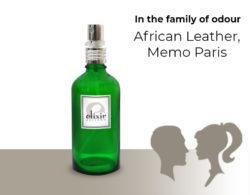 Άρωμα Τύπου African Leather, Memo Paris