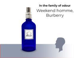 Άρωμα Τύπου Weekend homme, Burberry