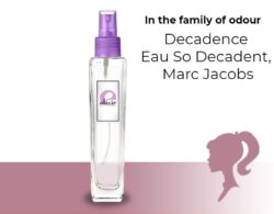 Άρωμα Τύπου Decadence Eau So Decadent, Marc Jacobs
