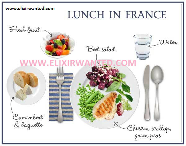 The french woman diet