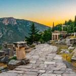 Ancient Delphi Site