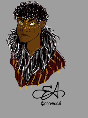 Imma Emmanuel character design with sig