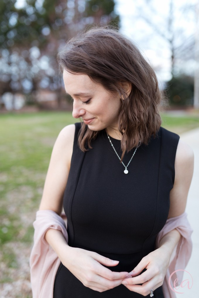 brand imagery for Simply Chic Jewelry by Elizabeth A. Images