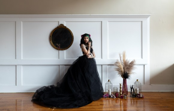 spooky shoot Love Spell by Elizabeth A Images