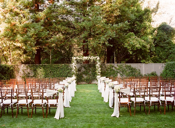 Napa Valley Wedding At Meadowood From Lisa Lefkowitz