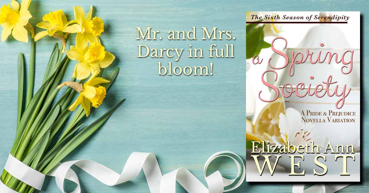 Chapter 1 A Spring Society - Elizabeth Ann West
