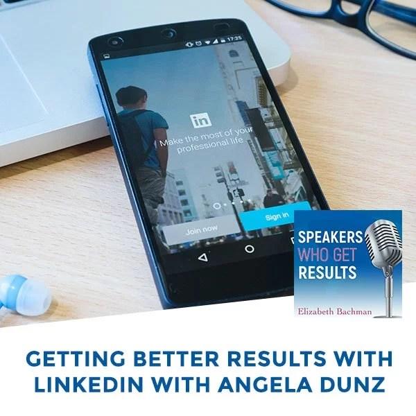 SWGR Angela | Using LinkedIn Properly