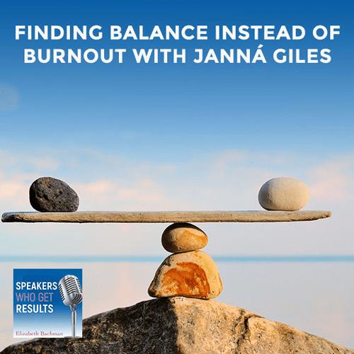 SWGR 560   Finding Balance